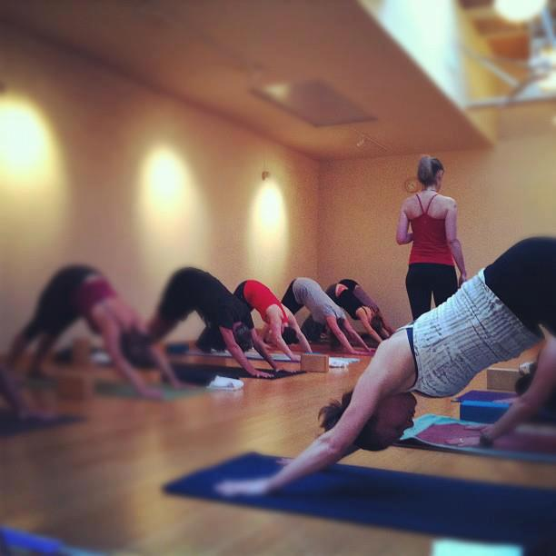 New To Yoga The Mindful Body